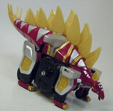 2004 Power Rangers Dino Thunder Deluxe Stegozord COMPLETE stegazord