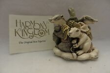 """Roadkill"" Harmony Kingdom Black Box Banned Signed Ltd Ed - Tjbb99 - Mib"