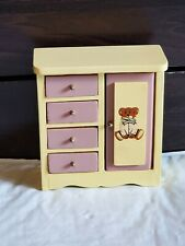 Dollhouse Wooden Baby Nursery Furni
