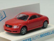 Rietze Audi TT Coupe, rojo, 1. versión - 10940