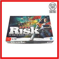 Rish Board Game The Global Domination Strategy War Family Fun 10+ 2010 by Hasbro