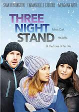 THREE NIGHT STAND - SAM HUNTINGTON   EMMANUELLE CHRIQUI 2014 ROMANTIC COMEDY DVD