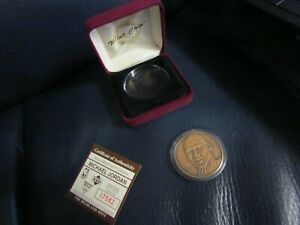 Michael Jordan Highland Mint Coin with COA