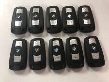 10 LOT OEM FACTORY BMW SMART KEY KEYLESS ENTRY REMOTE FOB GENUINE KR55WK49147