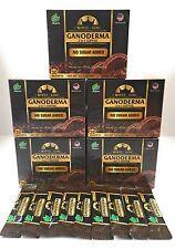 PureGano Coffee King Premium Black Ganoderma Coffee (5) Boxes 160 Sachets