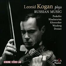 Leonid Kogan - Leonid Kogan plays Russian Music [CD]