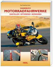 Paul Thede Handbuch Motorradfahrwerke