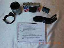 Fujifilm X-A3 Digital Camera - 16-50mm - Ltd. Ed. USA Flag Body - Nice! Xtras!