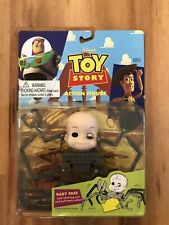 Disney Toy Story Baby Face Action Figure Thinkway Toys Moc Rare