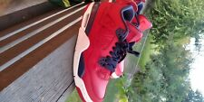 red jordan retro 4 youth size 7