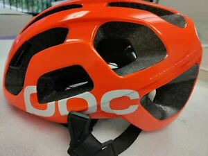 POC Octal Road Bike Cycling Helmet Zink Orange Size Small 50-56 New