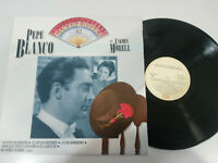 "Pepe Jeans Weiß Mit Carmen Morell Anthology Cancion Española LP vinyl 12 "" VG/VG"