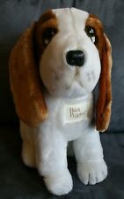 "WOLVERINE WORLDWIDE 12"" HUSH PUPPIES HOUND DOG PLUSH"