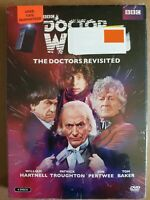 Doctor Who: The Doctors Revisited [1-4] (DVD, 4 discs, Region 1, VG pre-owned)