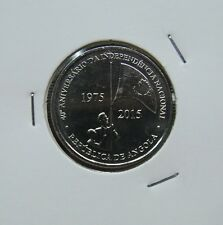 """Angola - 50 Kwanzas 2015 """"40th Anniversary of Independence"""" Uncirculated"""