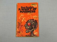 First Edition: A Whiff of Madness by Ron Goulart paperback original