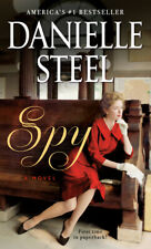 Spy a Novel by Danielle Steel (english) Paperback Book