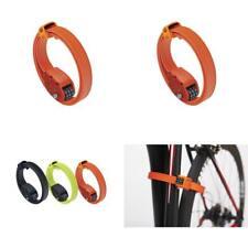 Ottolock Steel & Kevlar Combination Bike Lock   Lightweight, Compact, Durabl