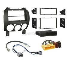 Mazda 2 FROM 08 2-Din Car Radio Installation Set Adapter Cable RADIO FACEPLATE