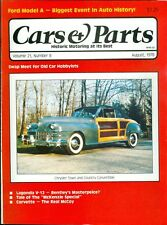 1978 Cars & Parts Magazine: Chrysler Town and Country Convertible/Ford Model A