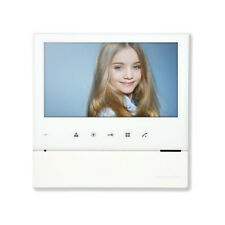 """Commax CDV-70H WHITE 7 """"monitor from the fine view series with LED lighting 230V"""