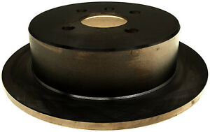 Disc Brake Rotor-Non-Coated Rear ACDelco 18A1439A fits 99-02 Daewoo Nubira
