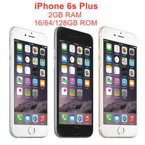 """Original Apple iPhone 6S Plus 5.5"""" Unlocked Smartphone 16GB/64GB/128GB 12MP LTE"""