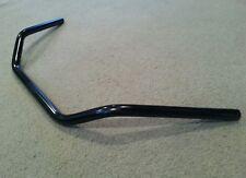 NEW BLACK  BEACH CRUISER BICYCLE HANDLE BARS (22.2MM )