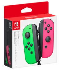 Nintendo Joy-Con Controllers (Pair) - Neon Green/Neon Pink