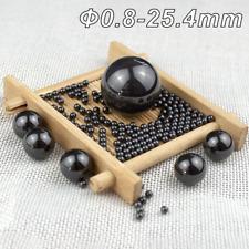 Φ0.8-25.4mm Si3N4 Ceramic Bearing Balls G5 Silicon Nitride Grade 5 Bearing Balls