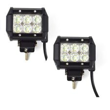 2x 36W LED Work Flood Spot Light 12V Offroad Car Truck 4x4 Roof Lamp