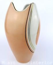Fischmaul Design Siegfried Möller Era Mid century Modern fishmouth vase 1950s