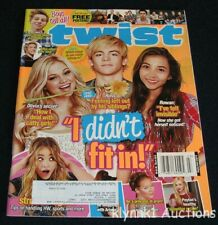 Twist Magazine March 2015 One Direction Nash 5 Seconds of Summer Sabrina Ross