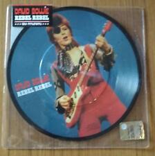 """David Bowie """" Rebel Rebel """" 7"""", 45 RPM Ltd, Picture Disc - 2014"""