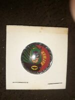 Vintage 1966 - Batman Pinback Button Dick Grayson Robin Tin Litho