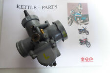 "SUZUKI GT750 J-K carburettor set original 72-73 mikuni ""L"""
