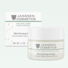 JANSSEN Organic Rich Firming Cream 1.7 OZ / 50 ml SEALED