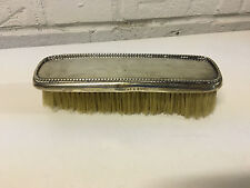 Antique J F Fradley & Co. Sterling Silver Grooming / Clothes Brush