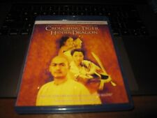 Crouching Tiger Hidden Dragon - Blu-ray Ln Bin Free Ship