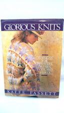 GLORIOUS KNITS Book Kaffe Fassett Knitting Sweaters Vests Shawls