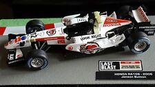 Honda RA106-Button-Brazilian GP 2006-Racing Forever-IXO Altaya-(convertion)-1:43