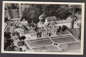 Postcard Hoddesdon Hertfordshire aerial view of High Leigh RP