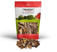 Best Free Range Bully Stick Bites, Great Training Dog Treats - Low Odor, USDA