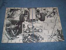 1978 VW Powered Midget Race Car Vintage Article Zaroonian