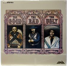 WILLIE COLON HECTOR LAVOE THE GOOD THE BAD THE UGLY FANIA LP BRAND NEW SEALED