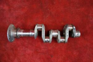 Lycoming Crankshaft, PN 61158AL