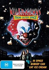 Killer Klowns From Outer Space (DVD, 2009)