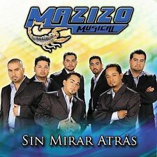 Sin Mirar Atras by Mazizo Musical (CD, Jul-2008, Fonovisa) NEW Sealed