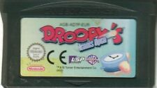 - Droopy's Tennis Open Game Boy Advance GBA -