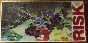 Vintage RISK Board Game (1975 Version) Parts & Pieces only - You Choose